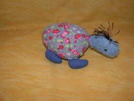 QZ-171  Sigikid schildpadje - 16 cm