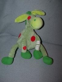 AJ-1105  Happy Horse ezel/patiënt met verband - 21 cm