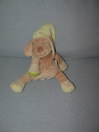 H-621  Babiage handpop hond - 24 cm