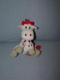 AJ-638  Tiamo giraffe Gino - 15 cm