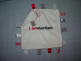 PS-1137  Labeldoekje I Amsterdam