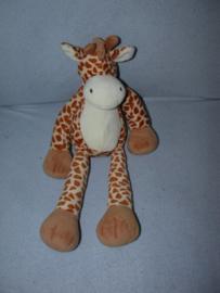 AJ-695  Nicotoy giraffe nr.3 - 40 cm