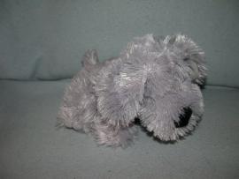 H-649  Zeeman hondje/Schnautzer - 21 cm