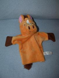 KP-1533  Hema handpop paard