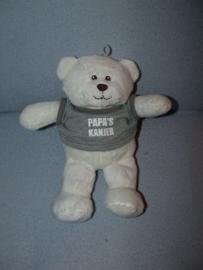 B-1826  Prenatal beer met truitje Papa's Kanjer - 26 cm