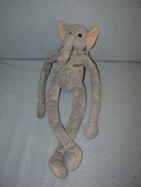 KP-1912  Anna Club Plush olifant Jumper - 38 cm