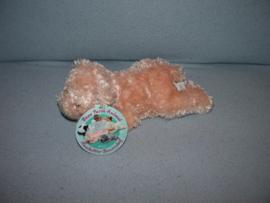 QZ-394  Gloednieuw! Eddy Toys varken - 24 cm