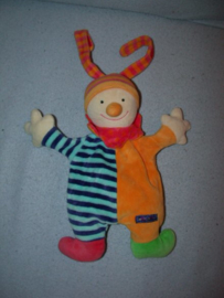 AJ-531  Fehn (DoBabyDoo) kroeldoekje clown