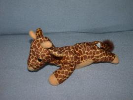 AJ-33  Happy Tails giraffe - 24 cm