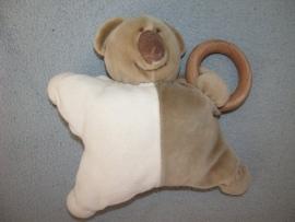 B-527  Happy Horse sterpop koala Claire met bijtring (gespleten)