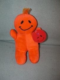 PS-1086  Gloednieuw! DA/Kids Commotions Daatje Bibi zonder naam - 19 cm