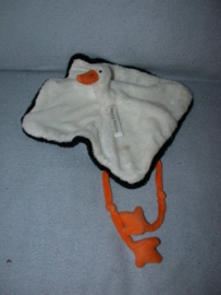 E-462  Happy Horse kroeldoekje ooievaar Stork Scooby