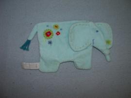 KP-1472  Happy Horse kroeldoekje olifant Eef Tuttle 2005