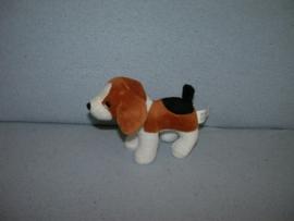 H-1074  Hema hondje/Beagle - 14 cm