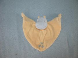 KP-1843  Onbekend kroeldoekje nijlpaard - Jollybaby?