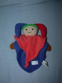 PS-1258  Simba Baby tutpopje/kroeldoekje