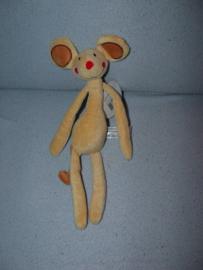 M-412  Gloednieuw! Evora lange slungel muis - 28 cm
