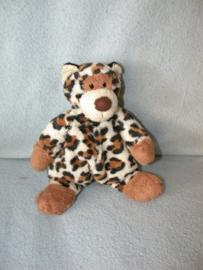AJ-1240  Softtoys jaguar - 22 cm