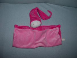 PS-763  Difrax softdoek groot, rose/fuchsia