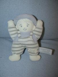 PS-35  Tiamo jongenspopje Sailor - boxhanger - 16 cm