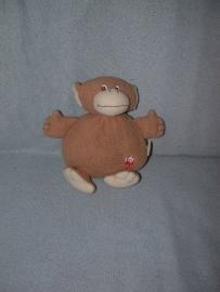 AJ-878  Anna Club Plush/WWF aap - 19 cm