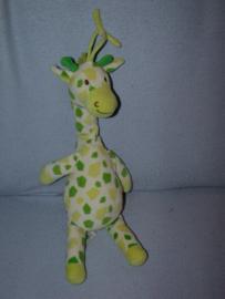RMK-325  Happy Horse muziekdoos giraffe Goffy 2005