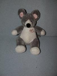 M-440  Nicotoy muis Little Friends - 23 cm