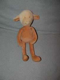 QZ-227  Mots d'Enfants schaapje - zonder kleren