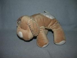 H-234  Eddy Toys hond - 24 cm