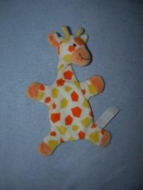 AJ-487  Happy Horse kroeldoekje giraffe Flatstyle Goffy 2005