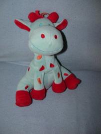 AJ-755  Tiamo giraffe Gino - 25 cm