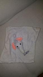 KP-640  Baby Balance kroeldoekje olifant Lars