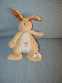 K-1289  Ducky Beau konijntje - 18 cm