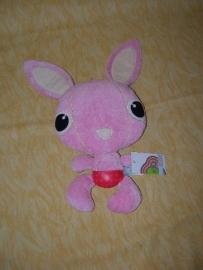 K-529  Gloednieuw! Frendz konijn - 29 cm