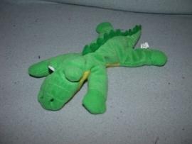 KP-1518  Happy Tails krokodil - 25 cm