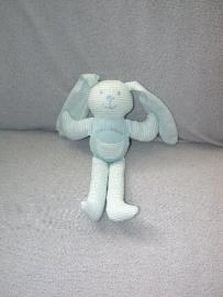 K-891  Knuddelhase konijn - 27 cm