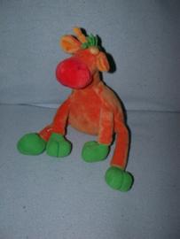 AJ-1297  Happy Horse giraffe zonder verband - 23 cm