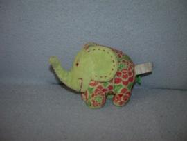 KP-165  Happy Horse olifant Elfi nr.1  2005 - 12 cm