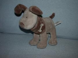 H-842  Teddykompaniet hondje met halsdoek