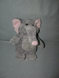 KP-1507  Nicotoy handpop olifant Best Friends