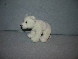 B-1285  WWF ijsbeertje - 17 cm