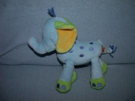 KP-587  Nicotoy olifant - 20 x 15 cm