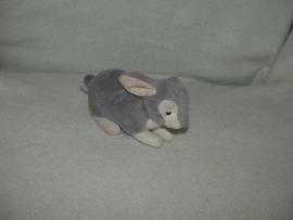 K-753  Toys konijntje - 14 cm
