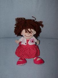 PS-1142  Prenatal pop met kleertjes - 31 cm