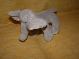 KP-408  Eddy Toys olifantje - 18 cm