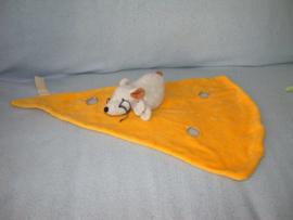 M-384  Egmont Toys kroeldoekje kaas met muisje