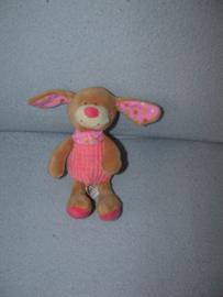 H-1042  Toys hondje - 19 cm
