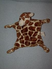 AJ-1088  Anna Club Plush/WWF kroeldoekje giraffe