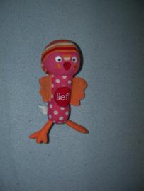 E-619  Lief! Lifestyle rammelaar vogel
