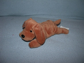 H-867  Happy Tails hondje - 21 cm